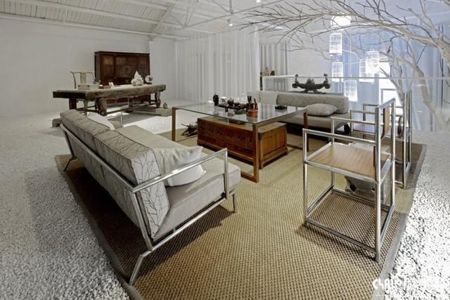 室内创意设计空间经典案例赏析图片