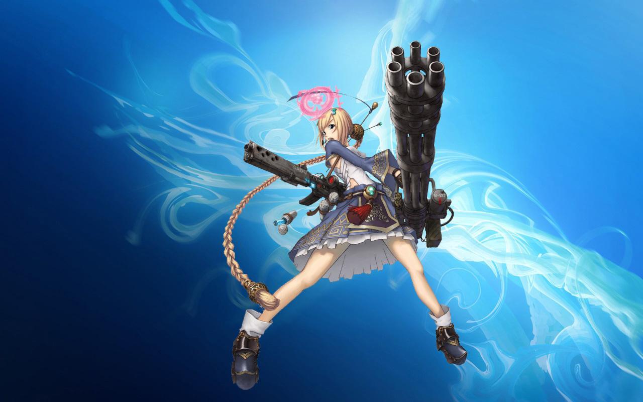 角色_以任务引导角色成长为中心,副本,pvp,pve为辅,收到了许多玩家的喜爱.