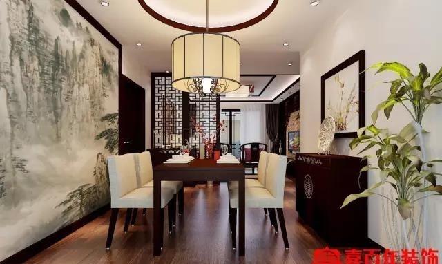 新中式风格,不一样的家居体验风格图片