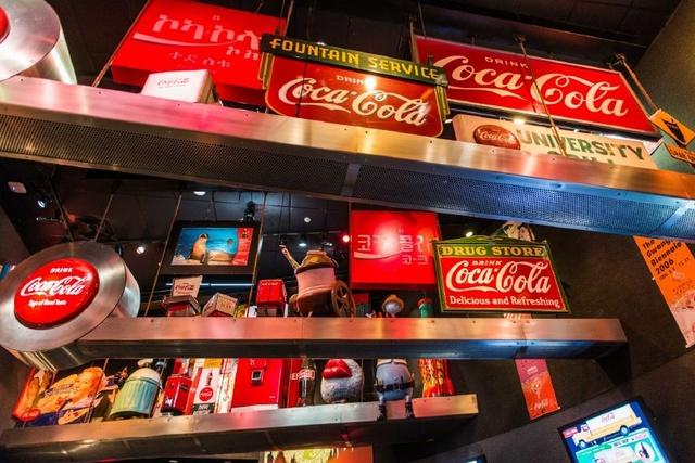这里可以喝遍全世界的碳酸饮料!图片