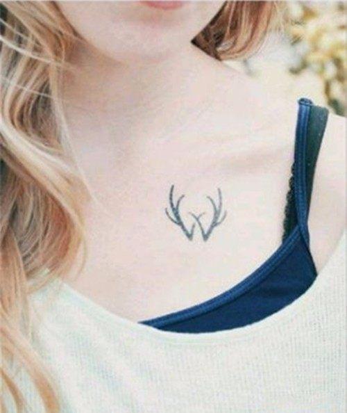 女生纹身高清图分享展示图片