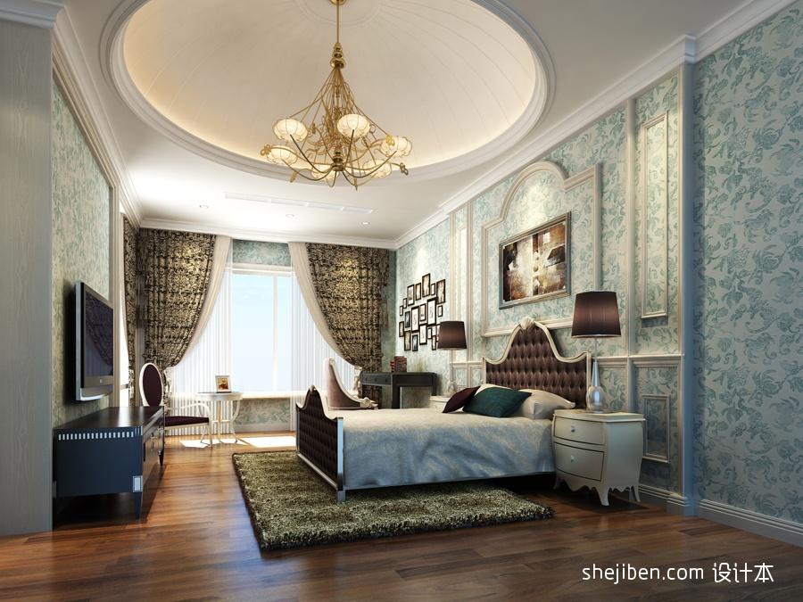 室内卧室吊顶装修效果图大全2013图片 高清图片