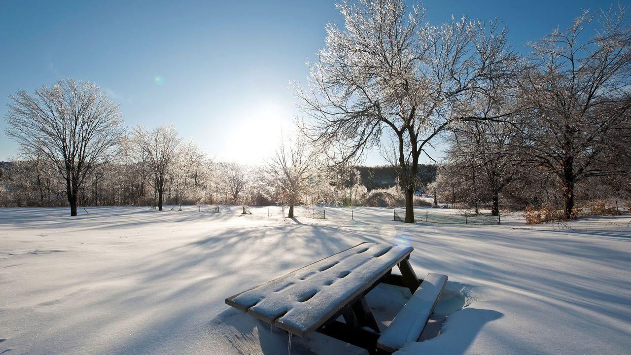 好看的冬季唯美雪景高清图片合集电脑桌面壁纸第二辑,这是美桌网图片
