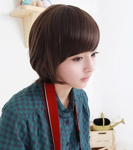 短发女_短发女孩的美 你值得欣赏 - 顽兔