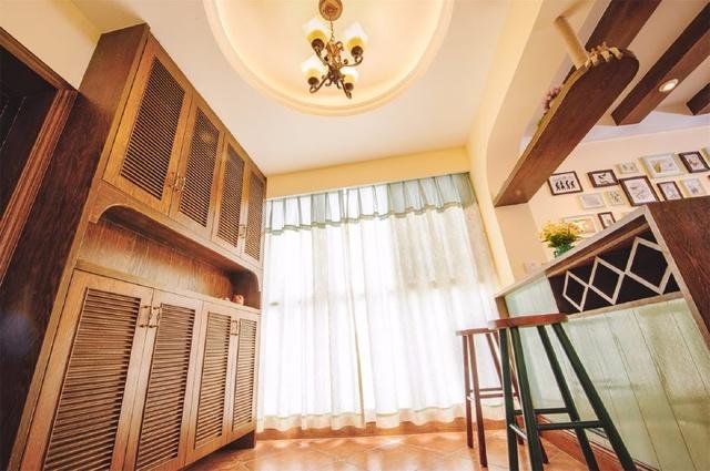 绵阳装修,家装,装修公司价格,美式装修风格,——旭辉装饰图片