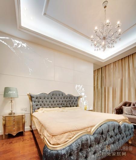 欧式卧室吊顶装修效果图大全2013图欣赏 高清图片