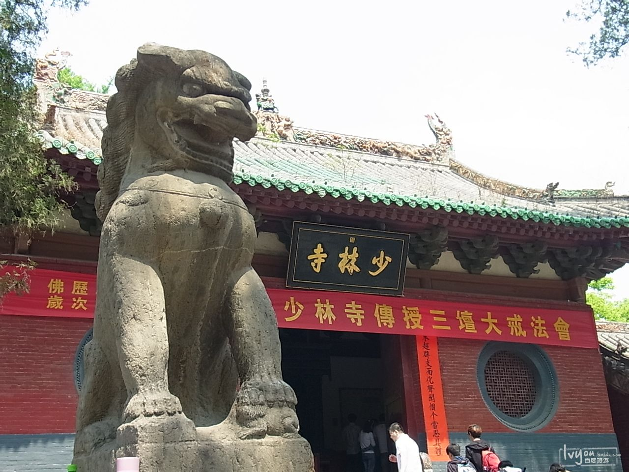龙门石窟-嵩山少林-牡丹园-白马寺-重渡沟-洛阳博物图片