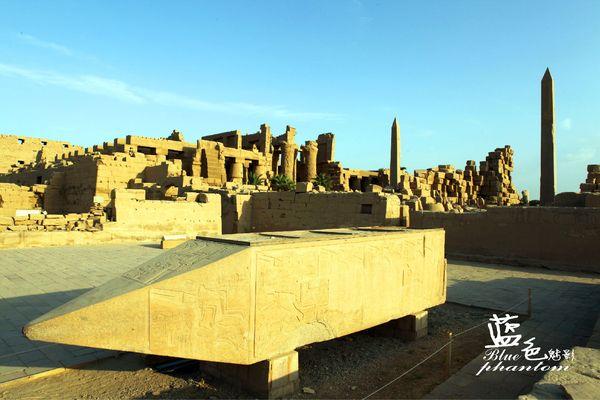 古埃及文明最富有特色的象征图片