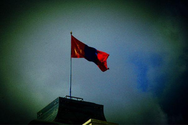 蒙古国旗图片图片