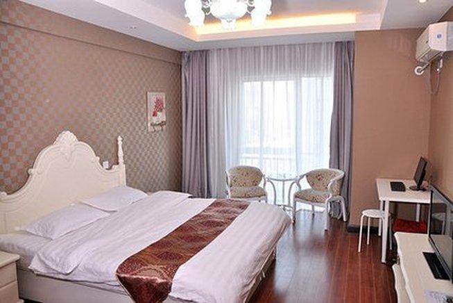 大连第一世界酒店公寓星海广场杰特店