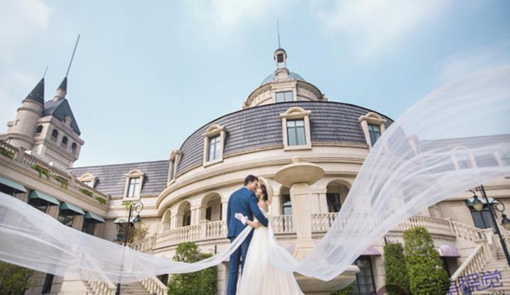 完美视觉婚纱摄影