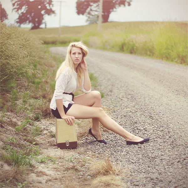 ketsdever十九岁美国女摄影师