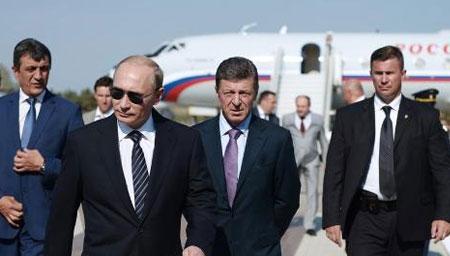 做俄罗斯总统是一种怎样的体验?实拍普京日常