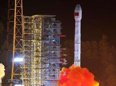 中国成功发射两颗北斗导航卫星