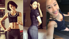 隋棠怀孕6个月现身活动 身材仍火辣