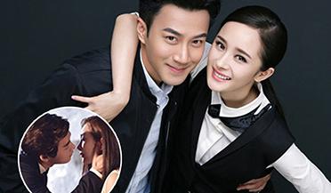 """刘恺威竟很介意杨幂和""""他""""拍吻戏"""