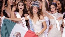 2018世界小姐冠军出炉