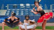 搞笑芭蕾舞笑翻全场 大姐你是猴子请来的逗比吗?