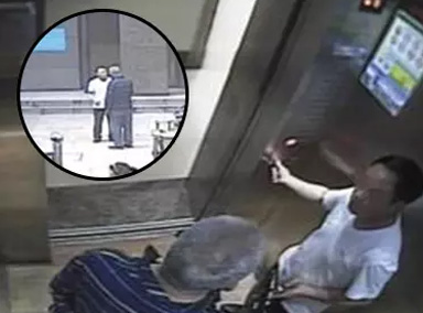 电梯劝烟猝死案二审宣判劝烟者无责