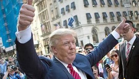 气派了!逾20万人将参加特朗普就职典礼翌日大游行