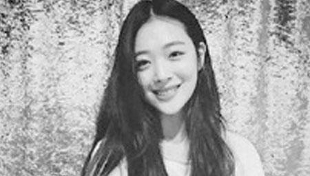 韩国艺人雪莉自杀身亡