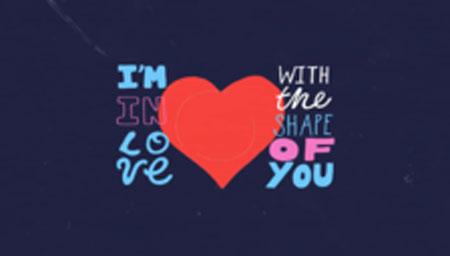 Shape Of You 官方歌词版 -- Ed Sheeran