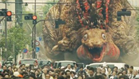 【毒舌电影】最强哥斯拉踏平日本吊打美帝