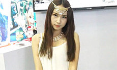 chinajoy2014 (7)性感白长裙showgirl高清视频