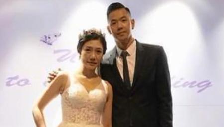 陈建州亲妹结婚陪全程