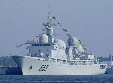 中国这艘小舰不一般