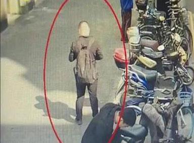 小偷赶到上海专偷别墅