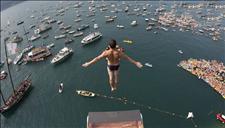 体育冒险系列国语版 悬崖跳水让刺激回归本源