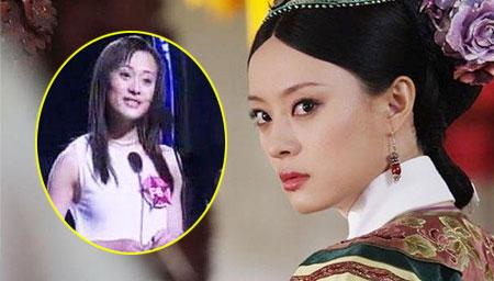 孙俪16年前选秀片段曝光