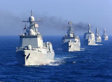 谁才是真正的海军舰艇大省?