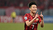 全球射手榜:武磊亚洲第一  中超四人入围前100