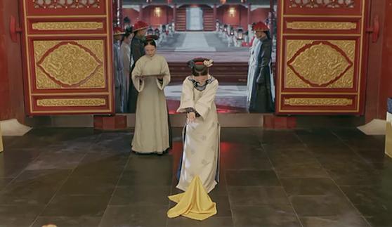 第21集精彩看点:璎珞表演魔术取回被盗宝物