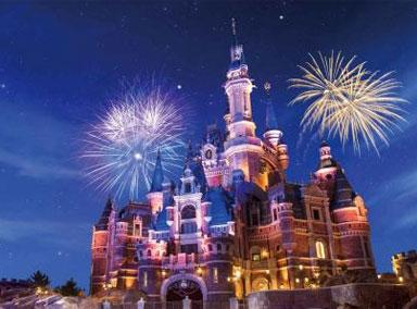 上海迪士尼乐园即将回归