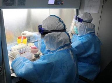 新冠病毒核酸检测员成新职业