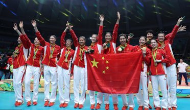 里约奥运中国军团封神榜