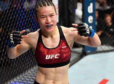 卫冕仍被小看?中国UFC第一人张伟丽:不要害怕,质疑是好的