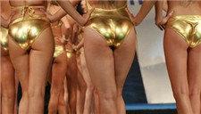 健美大赛比基尼小姐冠军 臀部挺翘摘得桂冠