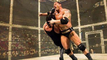 WWE十大逆天力量 这还是人类吗