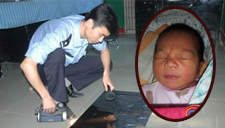 未满月婴儿除夕凌晨失踪 疑被入室抱走