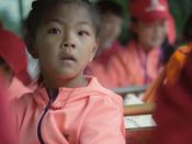 从西藏到羊城,小黑板为高原孩童筑梦