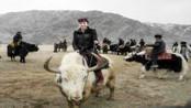 这个地方的人,世世代代一直为祖国守护边疆,一边放牧、一边协防