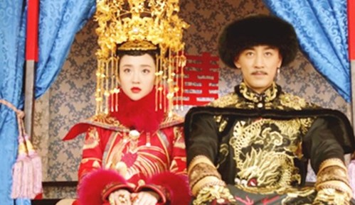 广式妹纸1106期《独步天下》大结局!东哥然与皇太极完婚