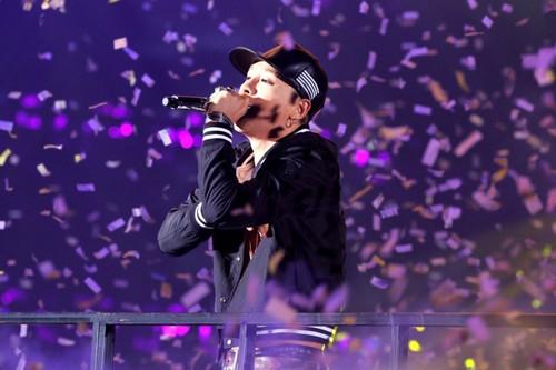 BigBang太阳10月21日澳门演唱会 等你来疯!