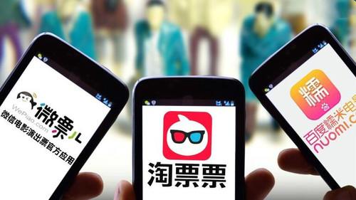 微信、支付宝、百度、美团,到底哪个App的电影票最便宜