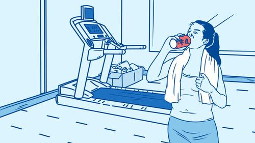 减肥还能喝无糖可乐吗?