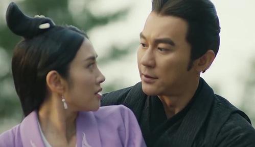 大咖剧星 《军师联盟》李晨唐艺昕一见倾心,盘点古装剧里那些浪漫的邂逅